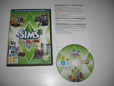 THE SIMS 3  70s 80s & 90s Stuff Pack Add-On Expansion Pc DVD / Apple MAC SIMS3