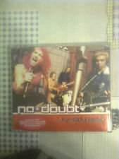 NO  DOUBT - EX GIRLFRIEND   - 4  TRACKS
