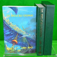 SIGNED The Ringworld Engineers Larry Niven 1979 Phantasia Press Limited Edition