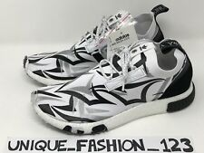 ADIDAS NMD RACER X JUICE US 8 UK 7.5 41 41.5 CONSORTIUM FRIENDS AND FAMILY WHITE