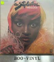 "The Stylistics - Fabulous LP 12"" Vinyl Record UK 1976 EX/EX - 70s Funk Soul Pop"