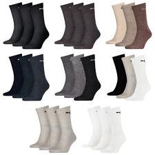 3 pares de calcetines de deporte Puma de tenis caballero talla 35 - 49 unisex para usted y le
