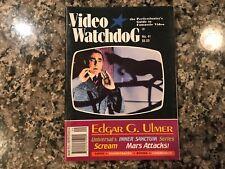 Video Watchdog 41! Scream/inner Sanctum/Mars Attacks!