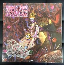 Legendary Pink Dots Island Of Jewels LP Vinyl Original '86 Gatefold Press Import