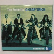 CHEAP TRICK The Essential 3 CD 2010 LIMITED EDITION 3.0 Epic Legacy Records