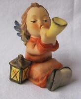 M I Hummel Goebel TUNEFUL ANGEL Porcelain Figurine Germany
