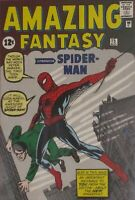 Amazing Fantasy 15 CGC 9.6 (My Rare CGC Graded Comics Are Currently Listed)