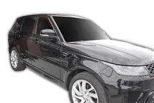 Land Rover Defender 110 Tira De Relleno De Goma Ventana Lateral Genuino LR CQW000010