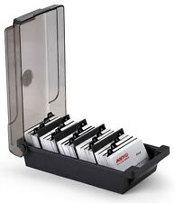 1 PC Large Capacity Storage Card Case Business Cards Box Batch Cards Holder Gift