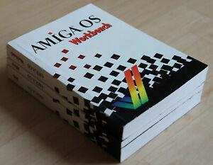Handbücher zu Amiga Kickstart 3.1 Upgrade-Kit, Escom, Amiga Technologies #001