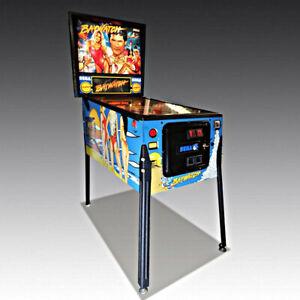 Baywatch Pinball Machine by SEGA Pinball - Professionally Refurbished