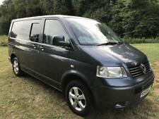 2009 VW T5 SWB 2.5 TDI 130bhp Twin Door Tail gate Day Van/Camper