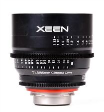 Xeen 85mm T1.5 Professional Cine Lens PL Fit (Meters) - Ex-Demo