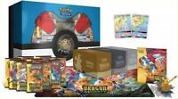 Pokemon Dragon Majesty Super Premium Collection Set Box 10 booster packs + more!