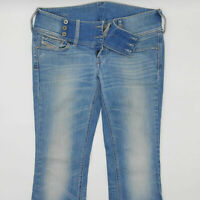 Diesel Cherack Wash 008XN_Stretch W32 L32 blau Damen Designer Denim Jeans Hose