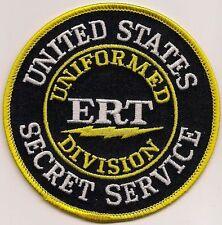 Us secret service: * ert * (swat) uniformed usss sec police insigne écusson
