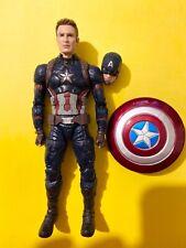 Hasbro Marvel Legends Captain America Marvel Studios First 10 Years Civil War