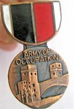 US Military Army of Occupation Pin New