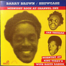 BARRY BROWN - SHOWCASE - MIDNIGHT ROCK AT CHANNEL ONE CD RARE