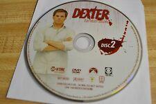 Dexter First Season 1 Disc 2 Replacement DVD Disc Only ***