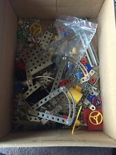 Box Of Meccano - Games, Building Toys, Construction Toys! All Ages !