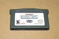 Midway's Greatest Arcade Hits Nintendo Game Boy Advance Fast Shipping!