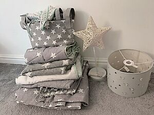 Grey Star Nursery Bundle