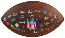 Wilson NFL 32 Team Logo Official Size American Football