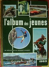 Album Des Jeunes  1963 Selection du Reader's digest