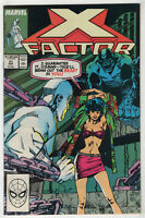 X-Factor #31 (Aug 1988, Marvel) [Freedom Force, Infectia] Walter Simonson p