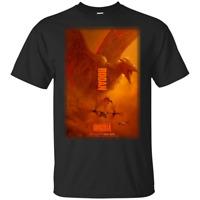 Godzilla King of the Monsters Rodan Daikaiju T-Shirt Black-Navy Men-Women S-5...