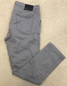 Quiksilver Slacker Slim Men's Pants 36x32 NEW without tags