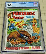 FANTASTIC FOUR vol.1 (1961 series)    #118  CGC Graded 9.4 White Pages (Marvel C