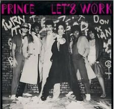 Prince Let's Work Long Version & Gotta Stop Mess US 12""