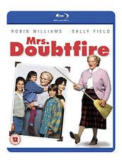 MRS DOUBTFIRE - BLU-RAY - REGION B UK