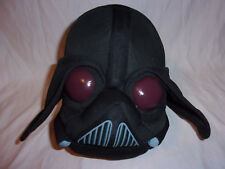 "Angry Birds Star Wars Darth Vader 9"" Plush Soft Toy Stuffed Animal"