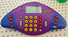 MATHSHARK 🦈🦈🦈🦈 HANDHELD ELECTRONIC GAME😊😊