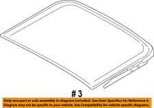 FORD OEM 13-18 Escape Sunroof-Rear Glass CJ5Z78500A18B