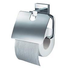 Haceka Papierrollenhalter mit Deckel Mezzo Chrom Neu+ B-Ware