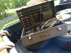 1944 WWII military land mine detector