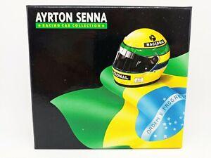 MINICHAMPS 1/43 - Mclaren MP4/8 Ford Gp Australie 1993 Ayrton Senna `S 41st Gp