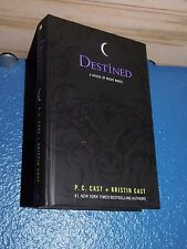DESTINED by P.C. Cast HC 1st FREE SHIPPING 9780312650254