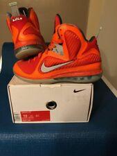 Lebron James Nike Big Bang 9 All Star Edition Size 10 Brand New Dead Stock W/Box