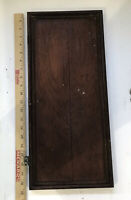 Antique Singer Sewing Machine Drawing Room Cabinet Access Door, Right Side