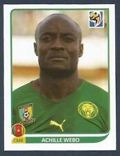 PANINI-SOUTH AFRICA 2010 WORLD CUP- #409-CAMEROON-ACHILLE WEBO