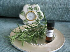 NEW NATURAL ROSEMARY AROMATHERAPY FRAGRANCE OIL-MOTIVATE-ENERGIZE--4ml.