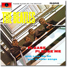 The Beatles , Please Please Me  ( LP )