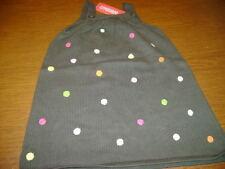 NWT Gymboree LOTS OF DOTS polka sweater dress jumper 3t