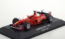 1:43 Atlas Ferrari F1 Collection Ferrari F399 Irvine 1999