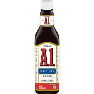 A.1. Original Steak Sauce (15 oz Bottle) 15 Ounce (Pack of 1)